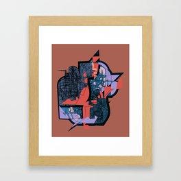 72820 Framed Art Print