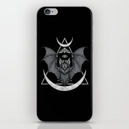 Occult Bat iPhone Skin