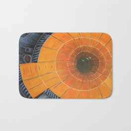 Large Funky Collider Bath Mat