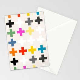 Crosses II Stationery Cards