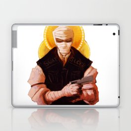 Burned Laptop & iPad Skin