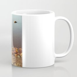 Autumn by the water Coffee Mug