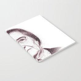 Golda Meir Notebook
