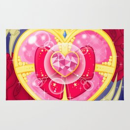 Magical Girl At Heart Rug