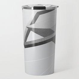 Space three Travel Mug