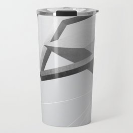 Space three Travel Mug