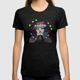 Leech & Flower T-shirt