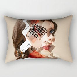 Another Portrait Disaster · W2 Rectangular Pillow