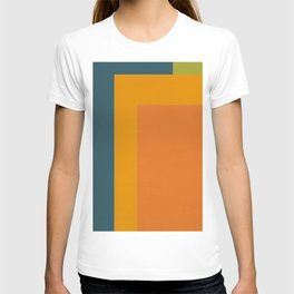 Little Boxes, Geometric Shapes T-shirt