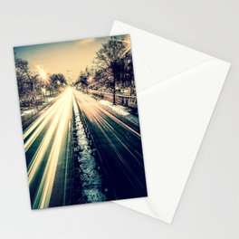 Storrow Drive Overpass Stationery Cards