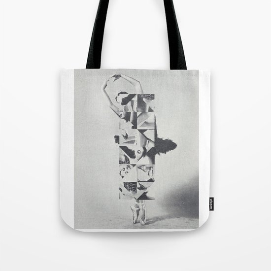 Diamond Dancer Tote Bag
