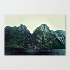 Roots of the Mountains Canvas Print