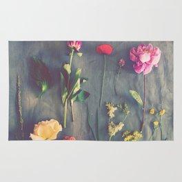 Flower Study Rug