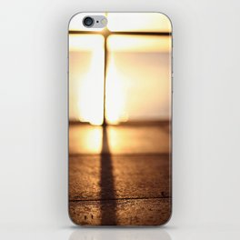 Bokeh Sunset iPhone Skin