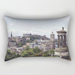 City of Edinburgh Rectangular Pillow