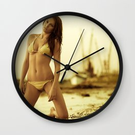 Annalise 6 Wall Clock