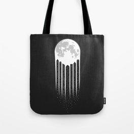 Moon-City Tote Bag