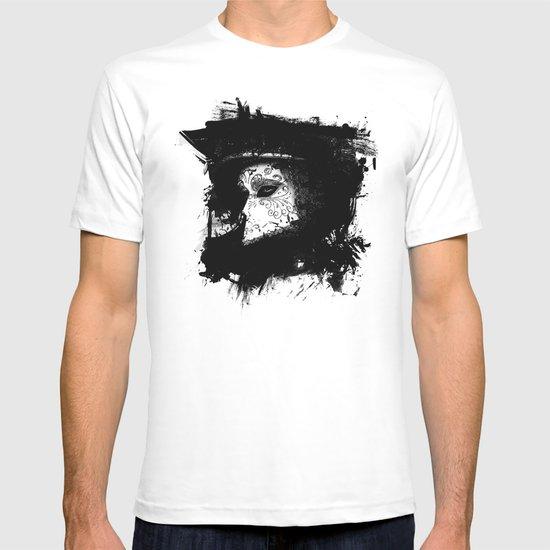Mask Black/White T-shirt