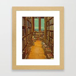 Wild World Framed Art Print