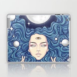 Trippy Chicks Laptop & iPad Skin