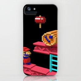 Inside Donkey Kong iPhone Case