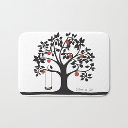 Tree of Life Collection Bath Mat