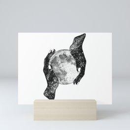 The Magic of the Universe Mini Art Print