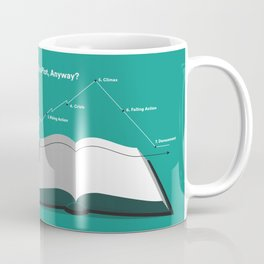 What is a Plot, Anyway? Coffee Mug