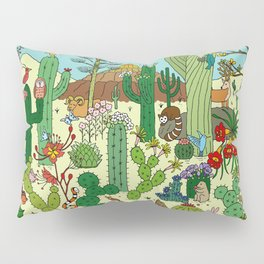 Arizona Desert Museum Pillow Sham