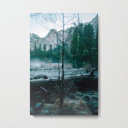 Yosemite Metal Print