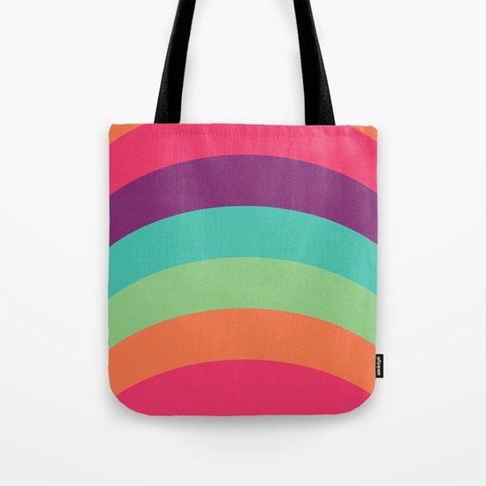 70s Flair Tote Bag