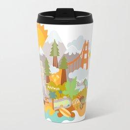 Cali Love Travel Mug