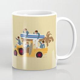 Surfin Safari Coffee Mug