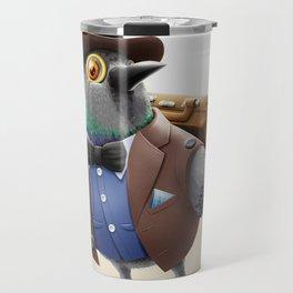 Urban Citizens - Classic Pidgeon Travel Mug