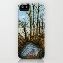 Soul of Winter iPhone Case