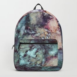 Solitary bloom Backpack