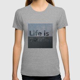 LIC skywalls T-shirt