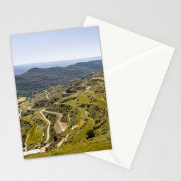 Landscape from Ujué Stationery Cards