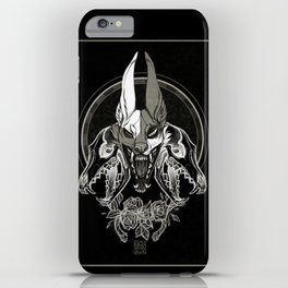 Malediction iPhone Case
