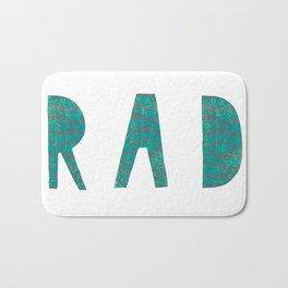 Rad - Green Bath Mat