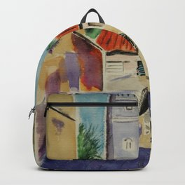 South of France Backpack