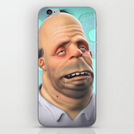 Homer Simpson iPhone Skin