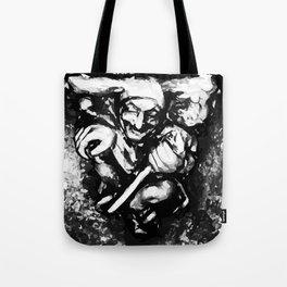Court Jester Tote Bag