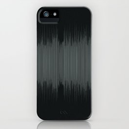 Ribs iPhone Case
