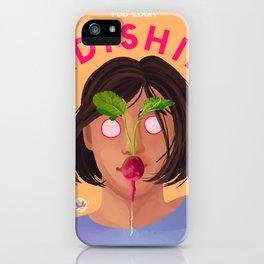 you look radish-ing iPhone Case
