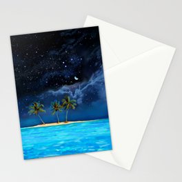 Sea & Stars Stationery Cards