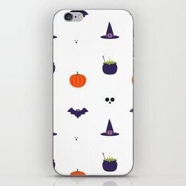 Trick or Treat Happy Halloween iPhone Skin