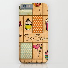 Sweet Things! iPhone 6s Slim Case