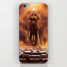 Calm Before The Storm iPhone & iPod Skin
