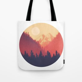 Pine Valley Tote Bag